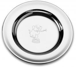 Prato Infantil Aço Inox Baby Tramontina 61254230