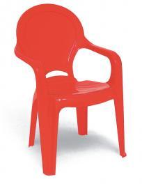 Poltrona Infantil TiqueTaque Vermelha Tramontina 92262040