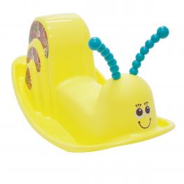 Balanço Infantil Tramontina Dindon Amarelo em Polipropileno