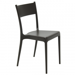 Cadeira Tramontina Diana Marrom ECO em Polipropileno Reciclado