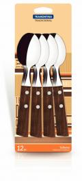 Conjunto de Colheres de Mesa 12 Peças Tradicional Tramontina