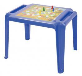 Mesa Infantil Azul Estampada Catty Tramontina 92323070