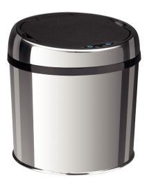 Lixeira Inox Automática Com Sensor 6 Litros Easy Tramontina 94543006