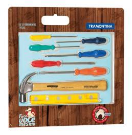 Kit de Ferramentas 7 Peças Tramontina 43408430