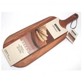 Tábua para Pão Tramontina Provence em Mogno Africano