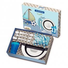 Kit Infantil Inox 6 Peças Le Petit Tramontina 64250640
