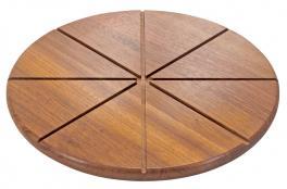 Tábua Redonda 40cm Para Pizza Tramontina 10092070