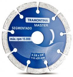 DIS. CORTE DIAMANTADO SEGMEN. 4.3/8 TRAMONTINA (42595104)