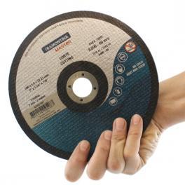 Disco de Corte Fino Inox 9 Tramontina 42592009