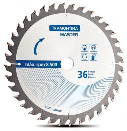 Disco de Corte Serra Circular 36 Dentes Tramontina 42580136