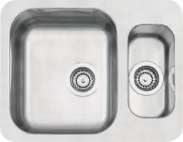 Cuba Retangular Inox Acetinado 58x45cm 1.5C Prime Tramontina 94037102