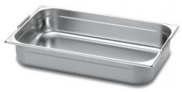 Cuba Aço Inox 1/1 65mm Com Alças Móveis Tramontina (61061060)