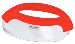 Cortador de Pizza Vermelho Inox Tramontina 25045170