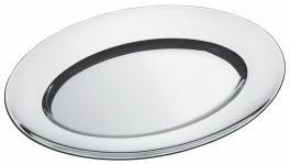 Travessa Rasa Aço Inox 40cm Buena Tramontina 61700400