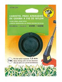 Carretel 1 Fio de Nylon 1,8mm 5m Tramontina 78798284