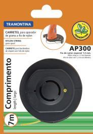 Carretel 1 Fio de Nylon 1,3mm 6m Tramontina 78798234