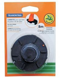 Carretel 1 Fio de Nylon 1,8mm 8m Tramontina 78799463