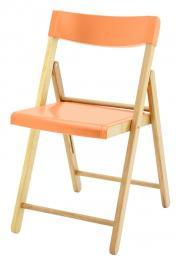Cadeira Dobrável Laranja Potenza Tramontina 13796080