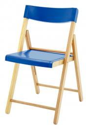 Cadeira Dobrável Azul Potenza Tramontina 13794080