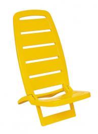 Cadeira Guarujá Amarelo Basic Tramontina 92051000