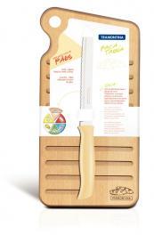 Kit Para Cortar Pães 2 Peças Inox Tramontina 23099372