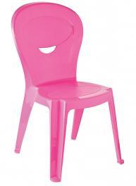 Cadeira Infantil Rosa Vice Tramontina 92270060