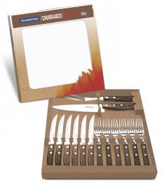 Kit para Churrasco 14 Peças Pampa Tramontina 22299011