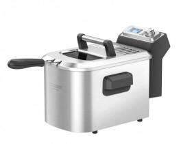 Fritadeira Elétrica Tramontina by Breville Smart em Aço Inox 7 Funções 4 L 127 V