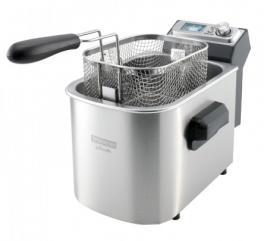 Fritadeira Elétrica Tramontina by Breville Smart em Aço Inox 7 Funções 4 L 220 V
