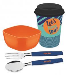 Kit Para Café da Manhã 4 Peças Breakfast Tramontina 29899040