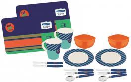 Kit para Café da Manhã 16 Peças Breakfast Tramontina 29899041