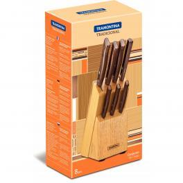 Jogo de facas 8 peças Tramontina 22299026