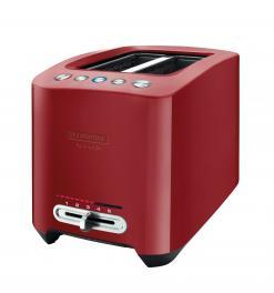 Torradeira Tramontina by Breville Smart Vermelha em Alumínio Fundido 127 V