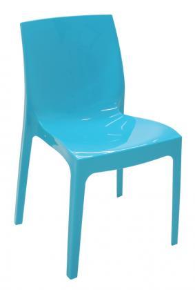 Cadeira Alice Polida Azul Tramontina 92037070
