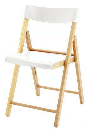 Cadeira Potenza Branco Fold Tramontina 13791080