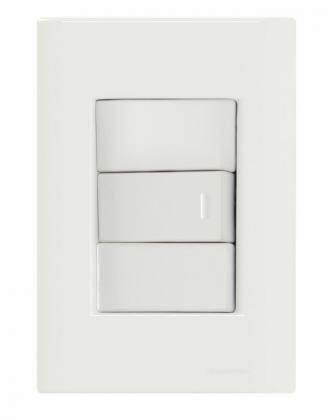 Interruptor Simples 10A 250v Tramontina 57230001