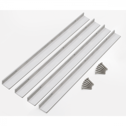 Kit de Instalação Flush para Lixeira de Embutir Tramontina Clean Square 5L