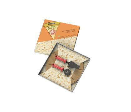 Kit Para Pizza 3 Peças Tramontina 25099716