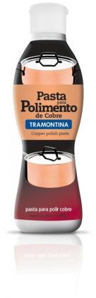 Pasta de Polir Para Superfícies de Cobre Tramontina 60900010