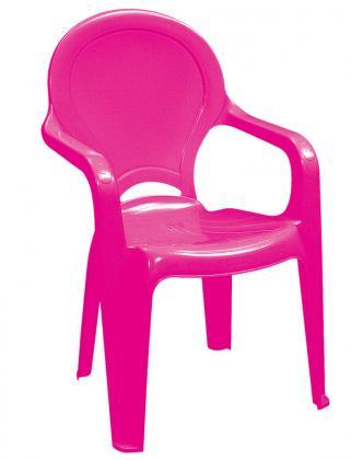 Poltrona Infantil TiqueTaque Rosa Tramontina 92262060