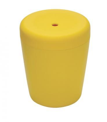 Puff Multiuso Amarelo Tramontina 92426000
