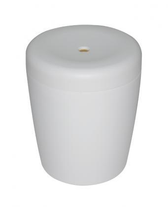 Puff Multiuso Branco Basic Tramontina 92426010