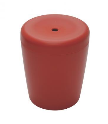 Puff Multiuso Vermelho Tramontina 92426040