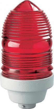Sinaleira Simples Vermelho 60W Incandescente Tramontina 56154001