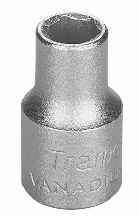 Soquete Sextavado 12mm 3/8 Tramontina 44816112