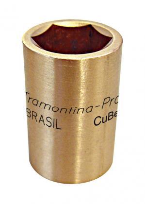 SOQUETE SEXTAVADO 3/4 CUBE 32MM TRAMONTINA (44216032)
