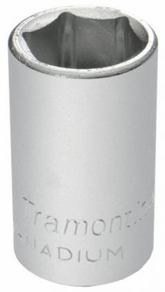 Soquete Sextravado Aço Cromo 19/32 Tramontina 44832117